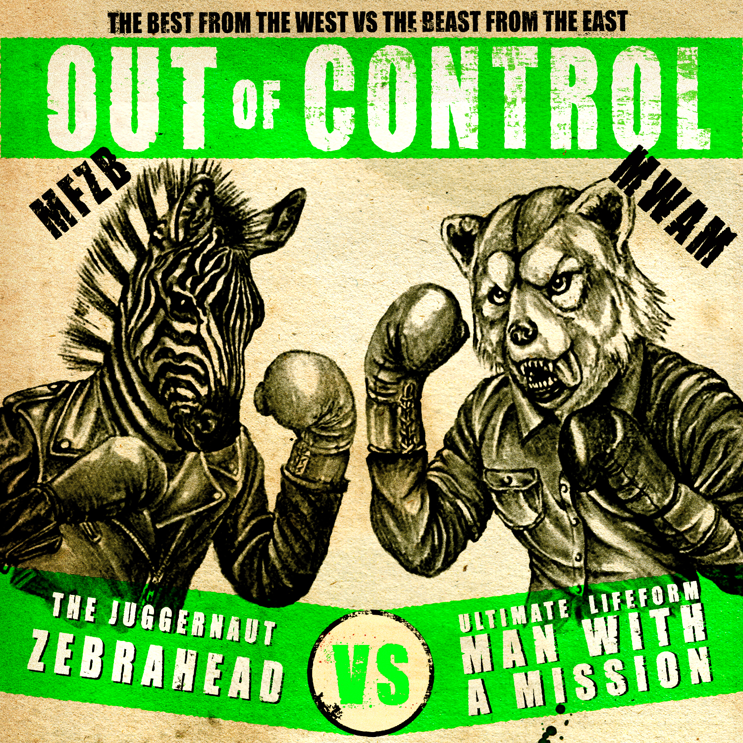 CD_Zebrahead & Man with A Mission