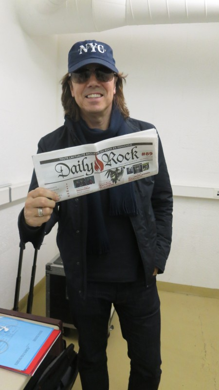 Europe - Joey Tempest Interview 1215