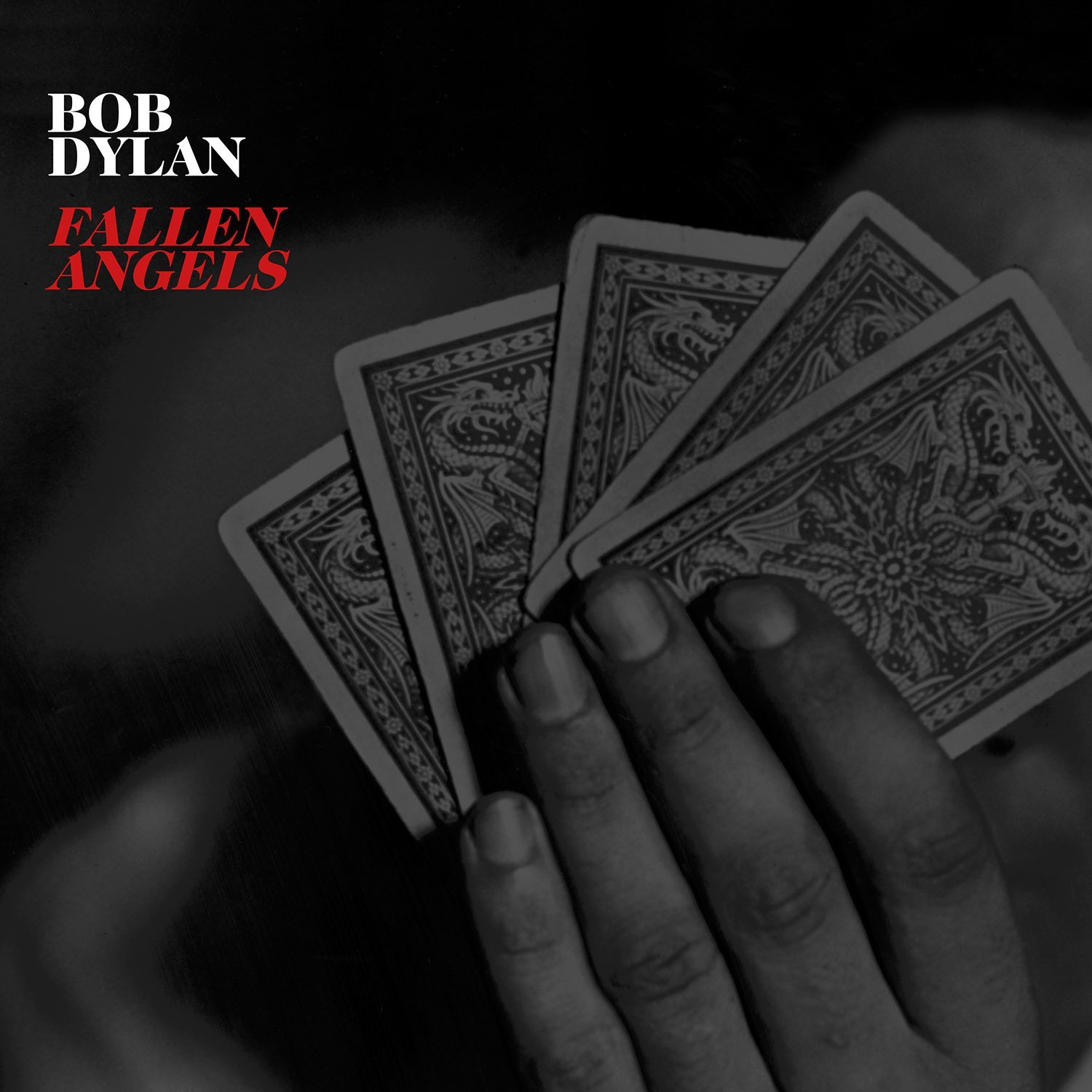 CD_Bob Dylan_Fallen Angels