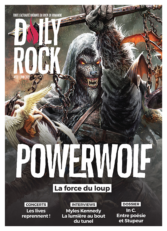 Abonne toi à Daily Rock