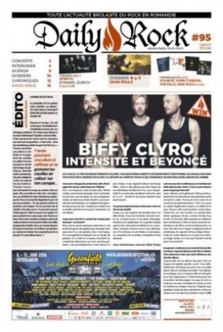 Abonne toi à Daily Rock